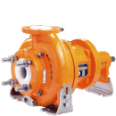 ECM standardized chemical pump