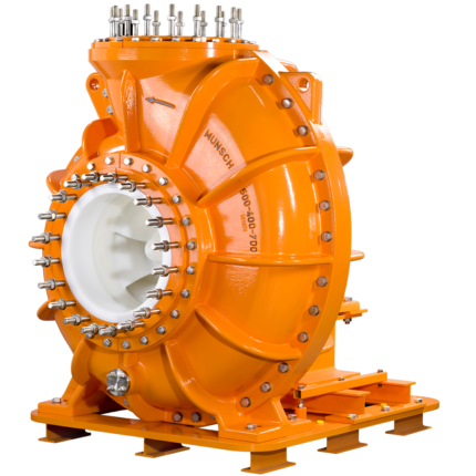 NPC Mammut centrifugal chemical pump